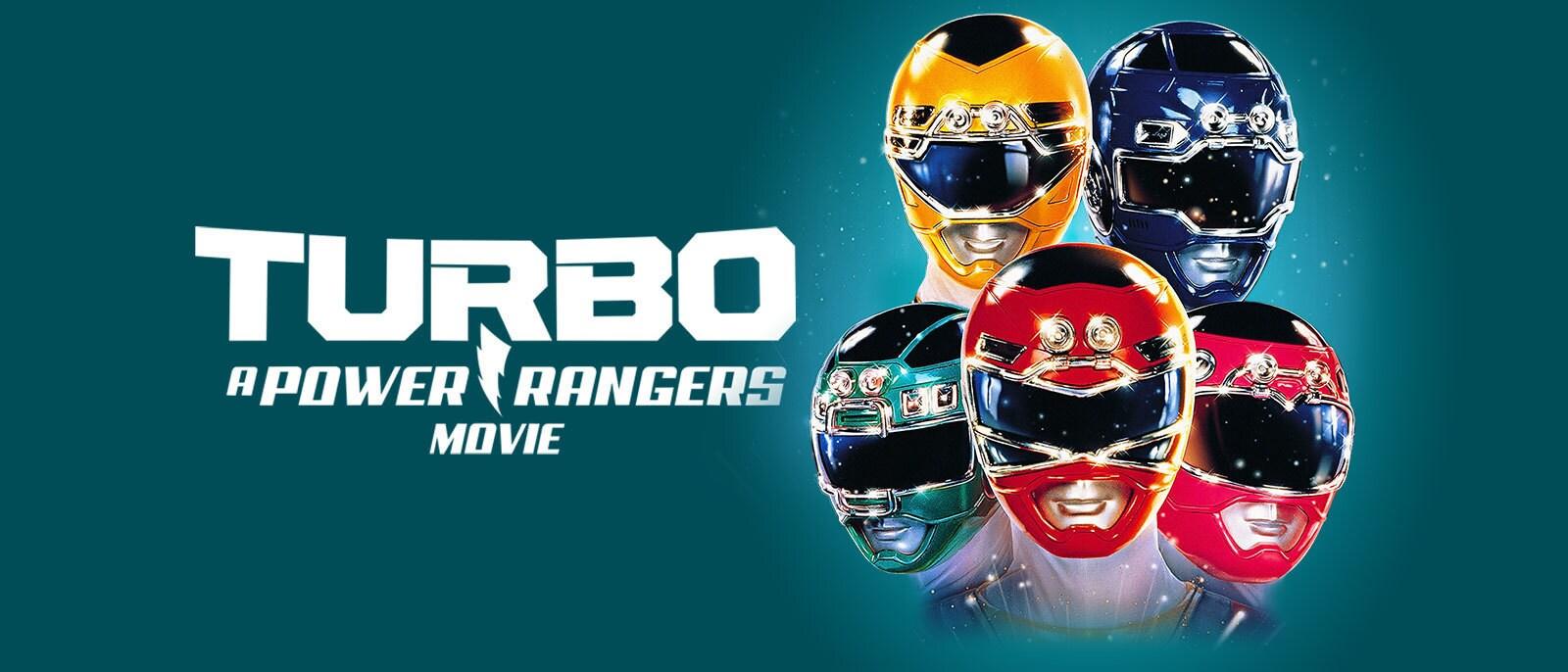 Turbo: A Power Rangers Movie Hero