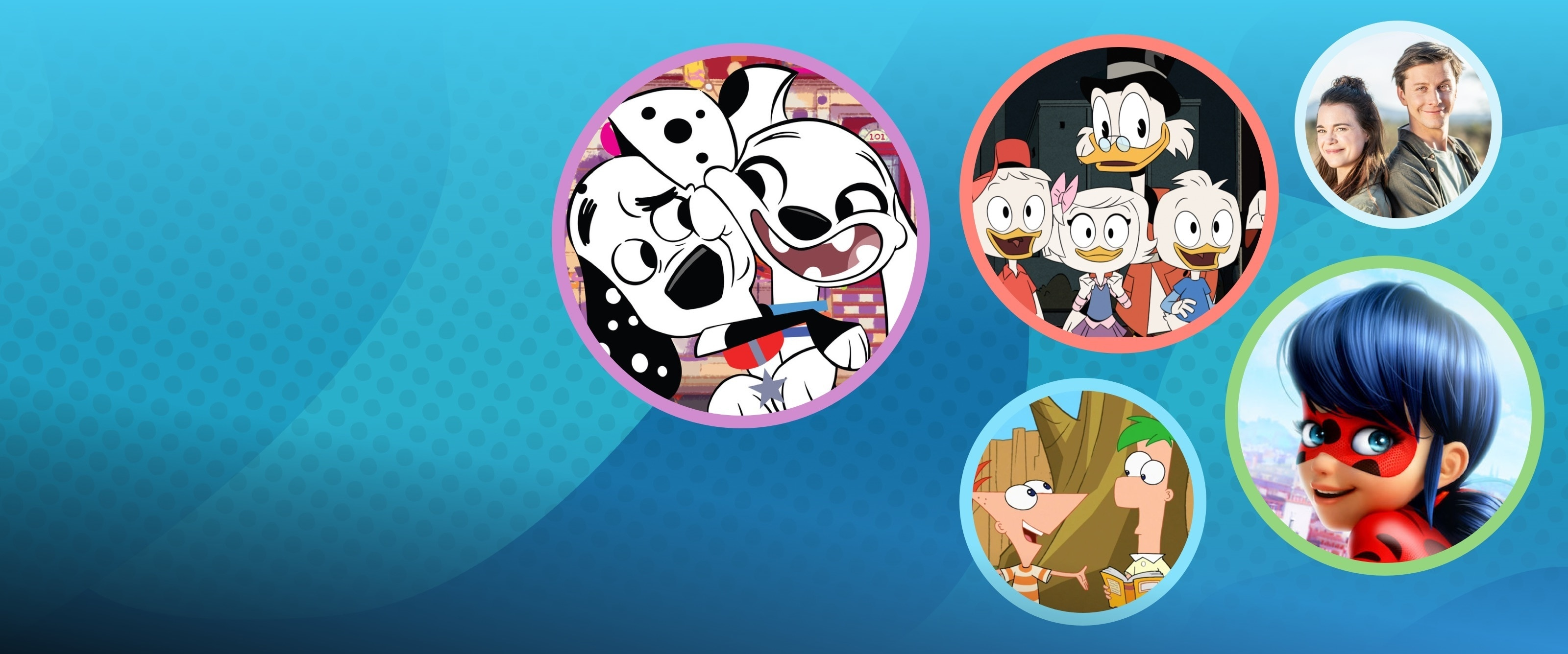 Disney Channel - Programmhinweis Homepage Hero Banner