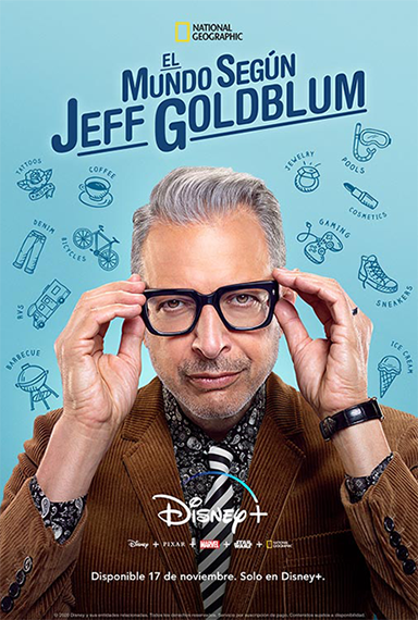 El Mundo según Jeff Goldblum | Disponible en Disney+