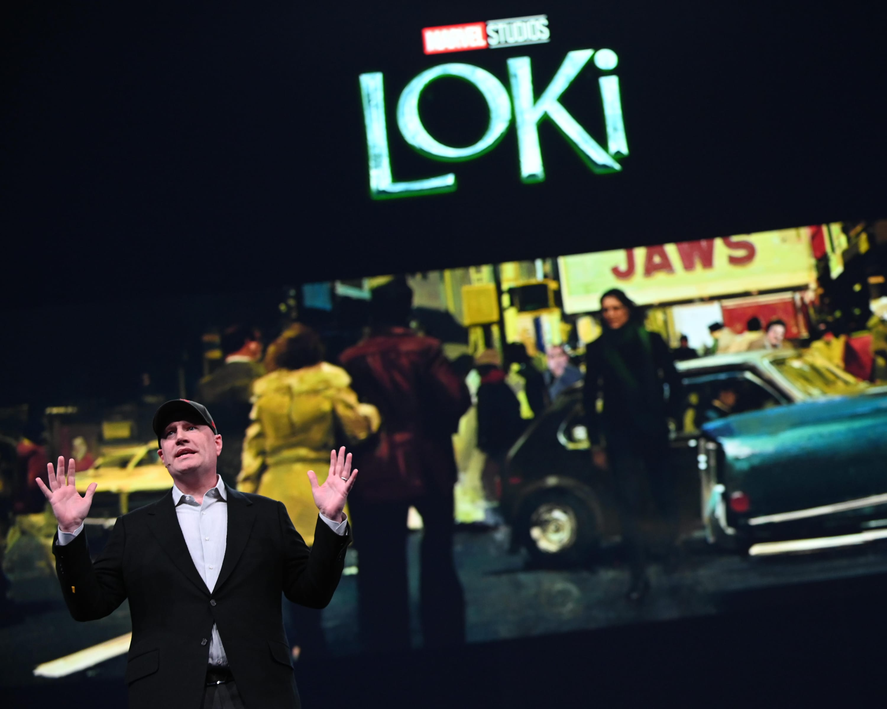 Marvel's Loki: First Look at Tom Hiddleston's Disney+ Series