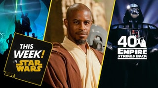 A Look At Jedi Temple Challenge, Anniversary Celebrations, and More!