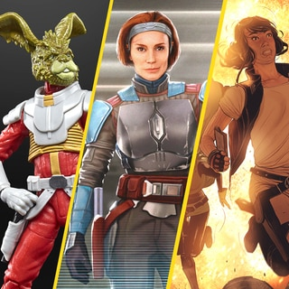 LEGO Minifigure Madness, Hasbro Celebrates 50 Years of Lucasfilm, and More!