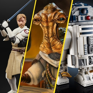 LEGO Makes R2-D2 Even Cuter, Dok-Ondar Stops In For a Drink, and More!