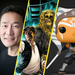 The Mandalorian Season 2 Funko Pops!, a Chat With Doug Chiang, and More!