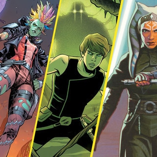 A New Bounty Hunter Enters the Chat, We Return to Vader's Castle, and More!
