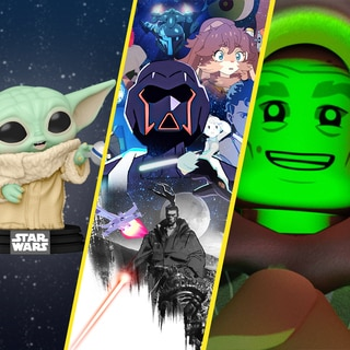 Grogu Invades New York, Terrifying Tales with LEGO, and More!