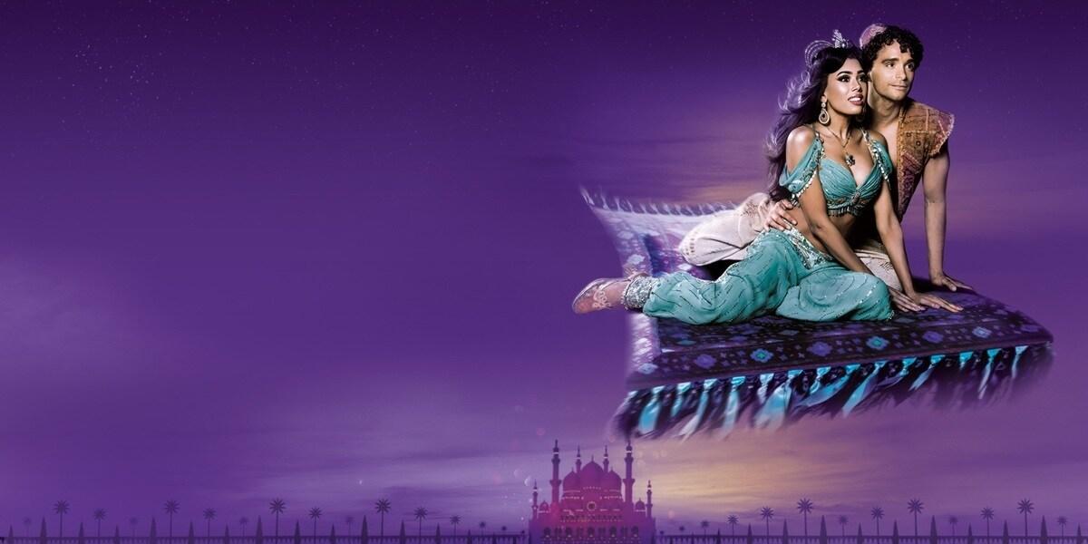 Aladdin Tickets Prince Edward Theatre Book With Disney