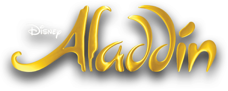 Disney's Aladdin: The Musical logo