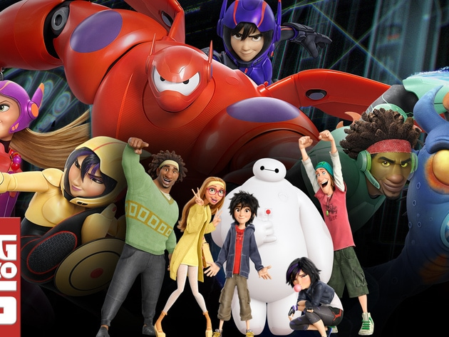 When robot genius Hiro Hamada finds himself catapulted into danger, he turns to Baymax, a plus-si...