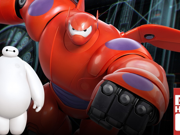Baymax cares. That's what he was designed to do. The plus-sized inflatable robot's job title is t...