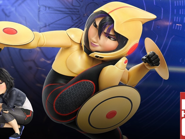 Go Go Tomago knows what it takes to be fast. She's tough, athletic and loyal to the bone, but not...