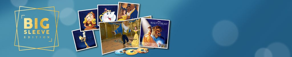UK - Big Sleeve Short Hero (Beauty and the Beast)