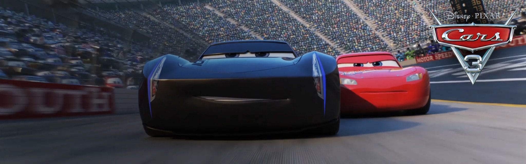 Cars 3 Rivalry Animated Hero