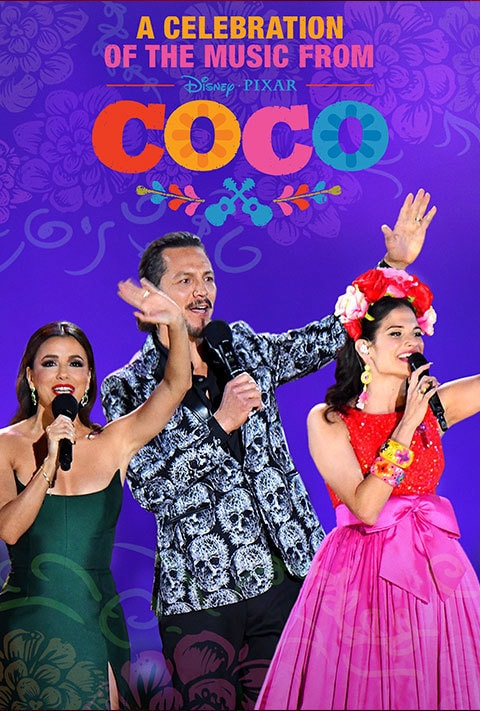 Disney Plus - A Celebration of Music from Coco