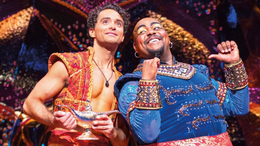 Disney Tickets | Booking Group Tickets Aladdin London