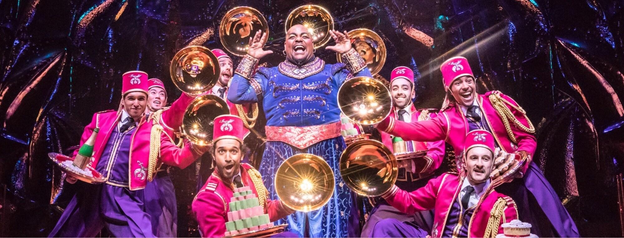 Aladdin | The Musical