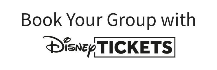 Group Booking Disney Tickets Logo