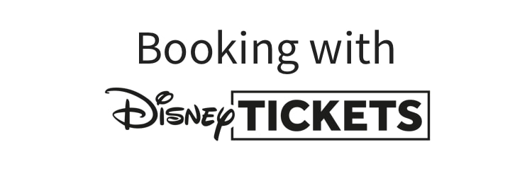 Booking with Disney Tickets