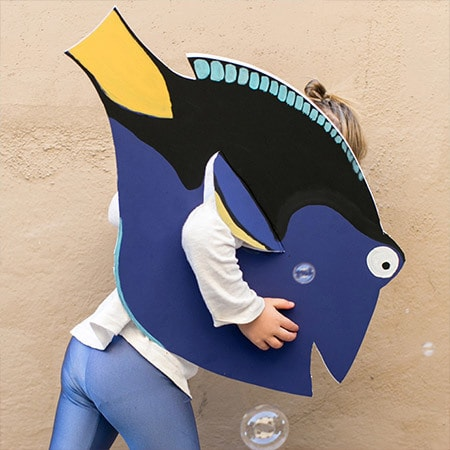 Finding Dory Costume