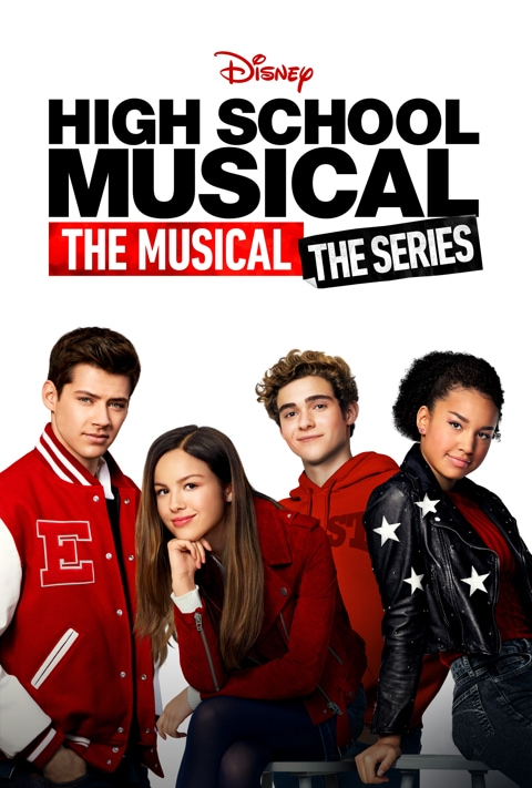 Disney Plus - High School Musical: The Musical: The Series - Poster