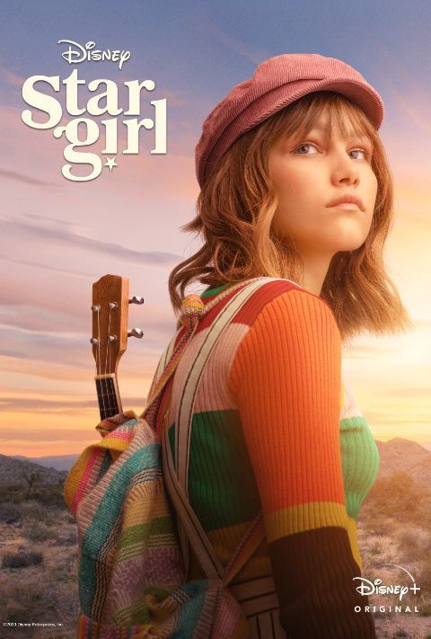 Disney Plus - Stargirl - Poster