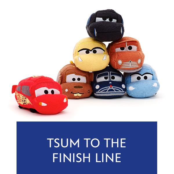Cars 3 Tsum Tsums