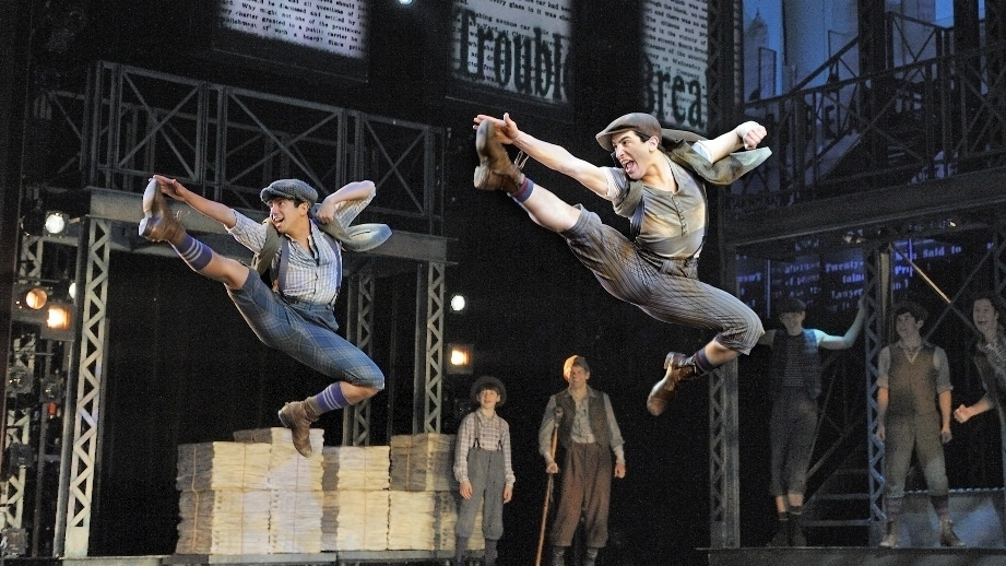 How Newsies: The Broadway Musical shed light on America's unsung heroes