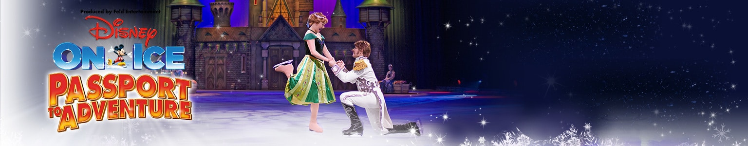 Disney On Ice - Buy tickets - Short Hero