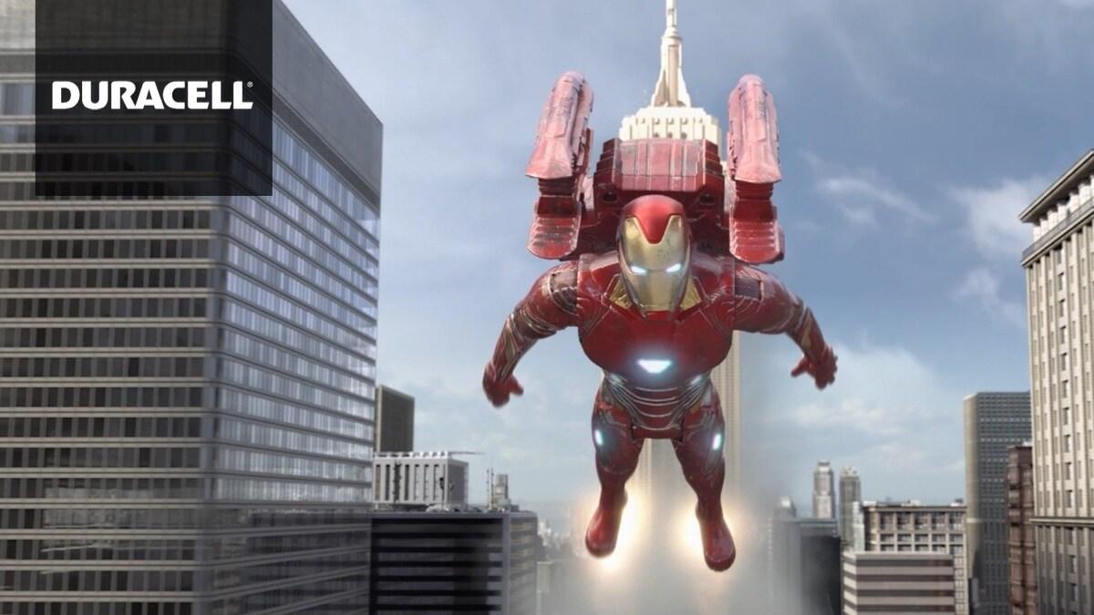 Duracell x Avengers: Infinity War
