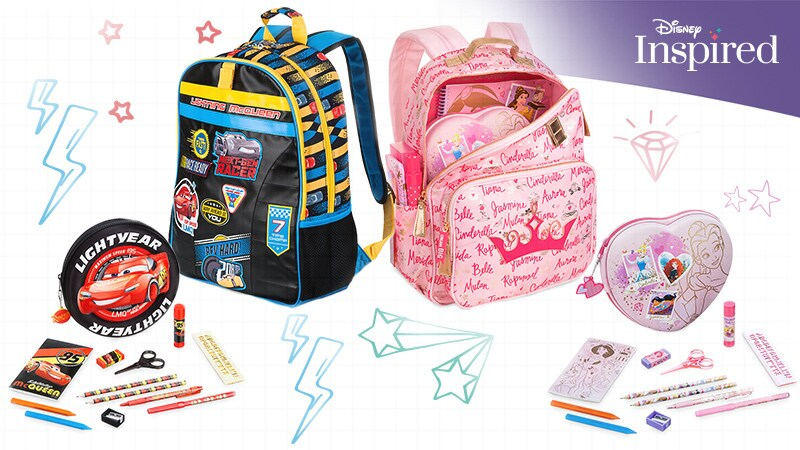 Go Back To School With These Disney Essentials