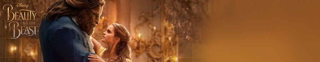 Beauty and the Beast - Book Tickets (Short Hero)