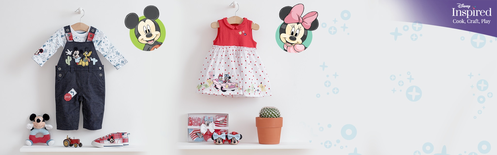 FW Hero - Disney Baby Q2 Product Range