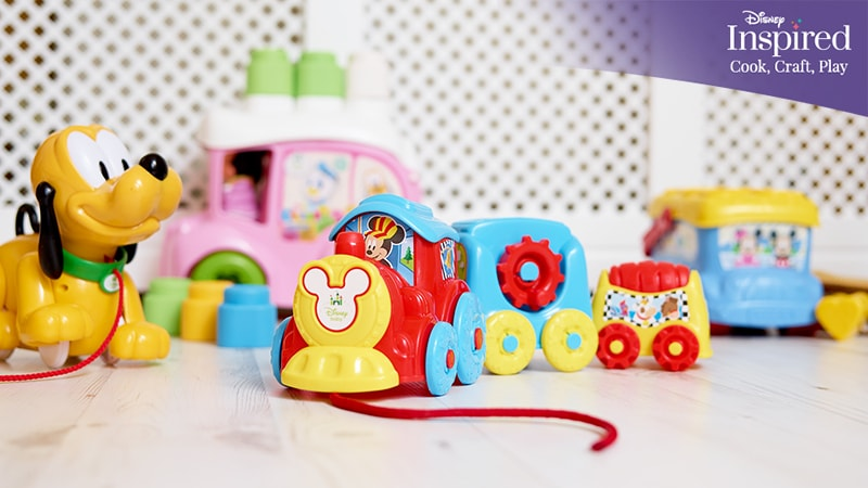 Toys Full Of Character And Colour