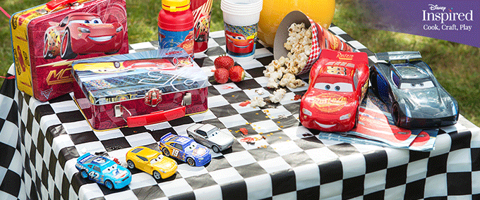 Cars 3 Inspired Crafts And Activities