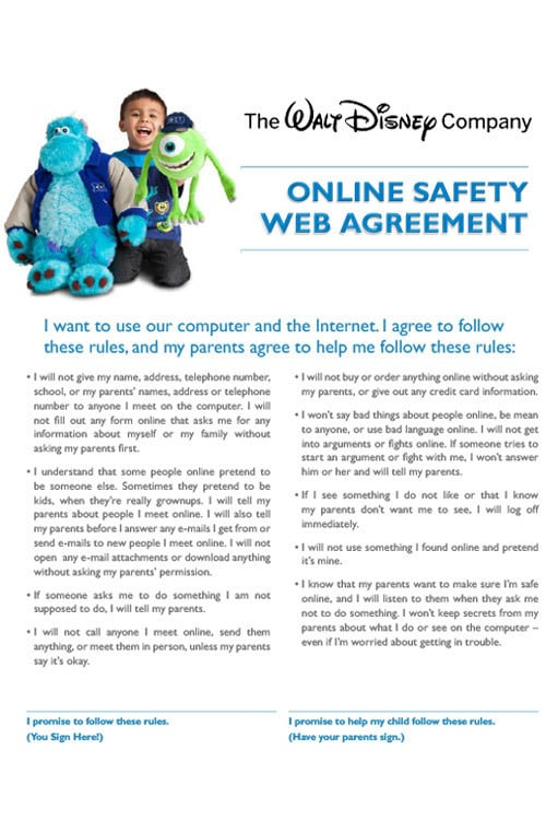 UK - Internet Agreement