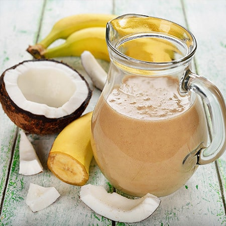 King Louie's Choco Banana Smoothie Recipe
