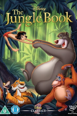 Resultat d'imatges de jungle book