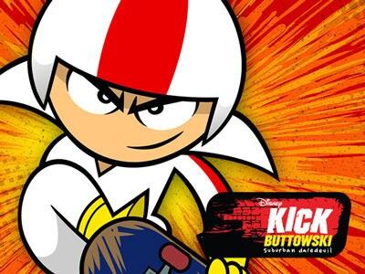 Kick Buttowski - Durfel met lef