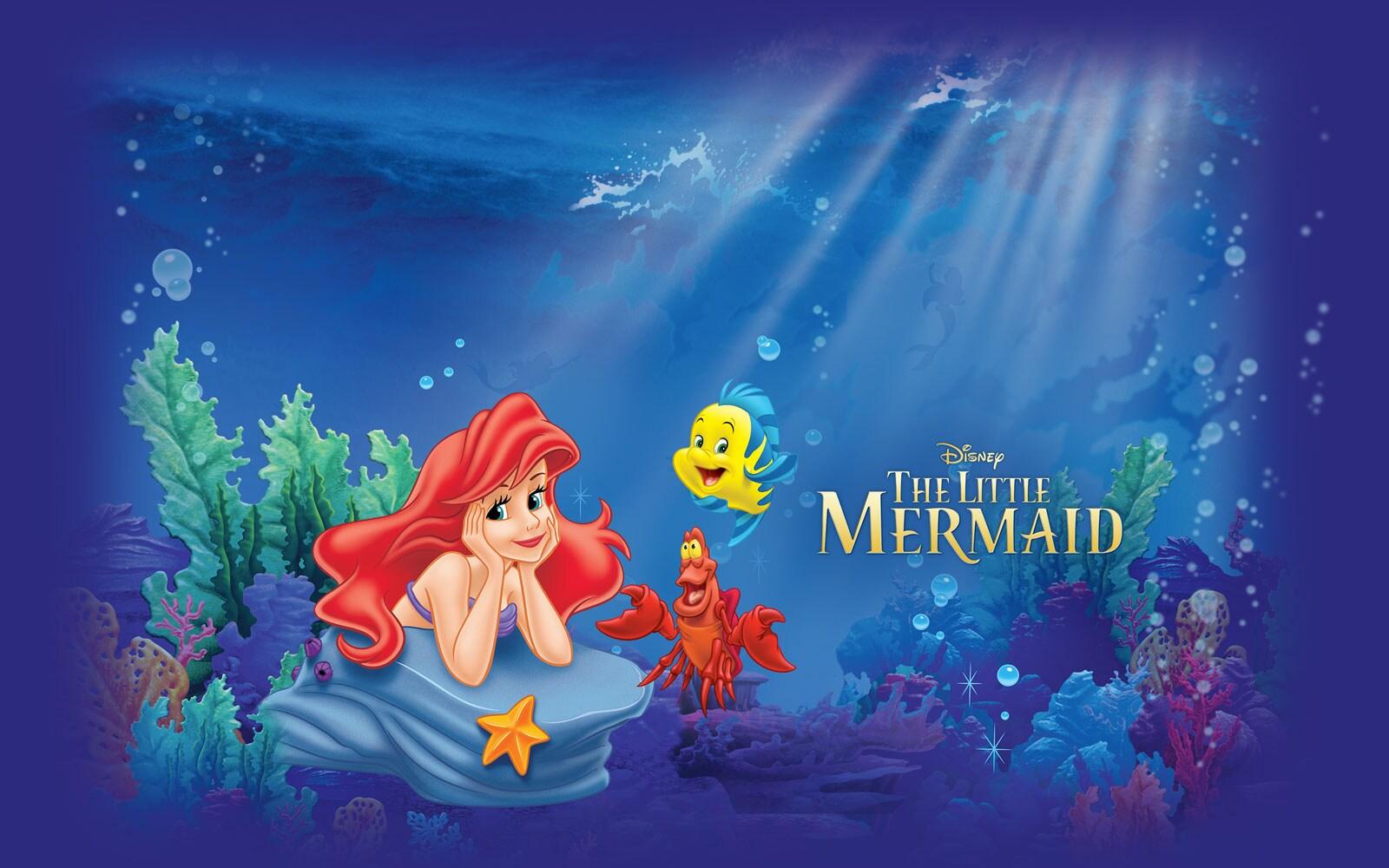 the little mermaid film u0026 character info disney uk