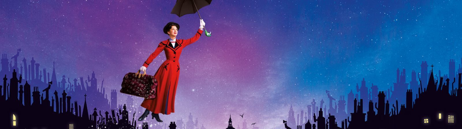 Disney's Mary Poppins, Prince Edward Theatre, London