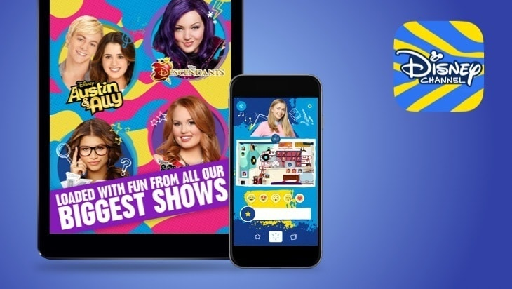 Disney Media Sales & Partnerships | Disney Channel App