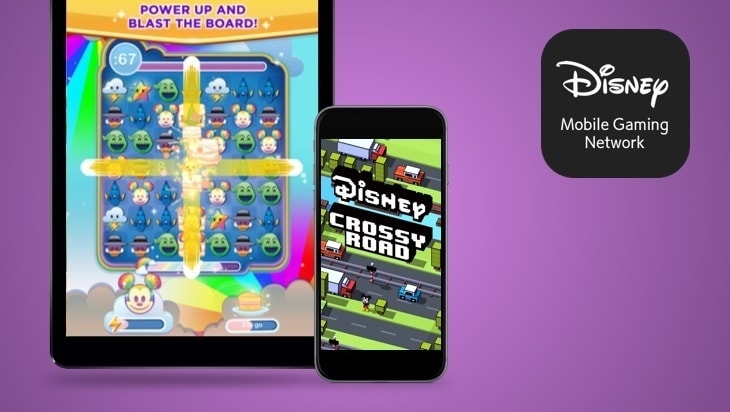 Disney Media Sales & Partnerships | Disney Mobile Gaming Network