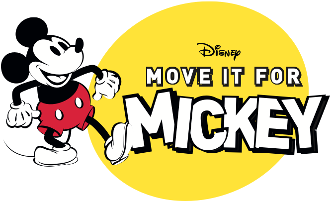 Mickey 90 | Move it for Mickey