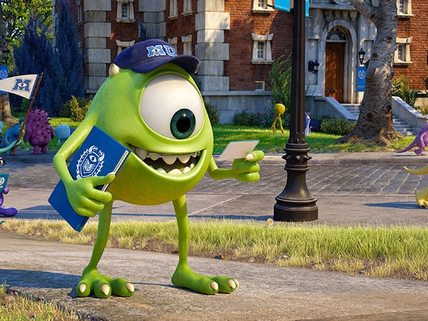 Monsters University Gallery