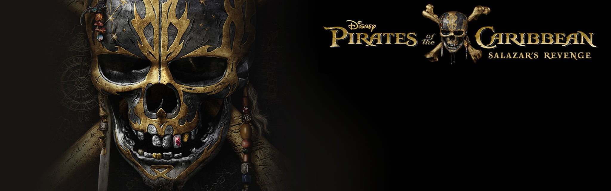 Pirates of the Caribbean: Salazar's Revenge - Extended Look (Hero Universal)