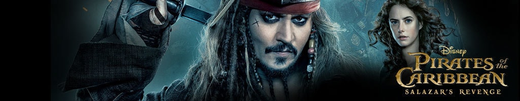 POTC5 - Short Hero - In Cinemas Now