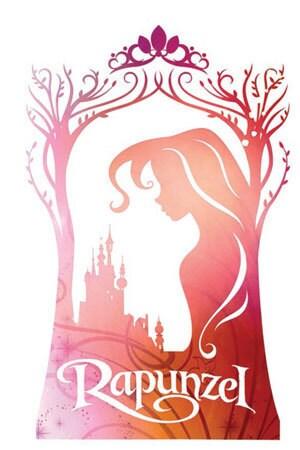 Rapunzel Storybook