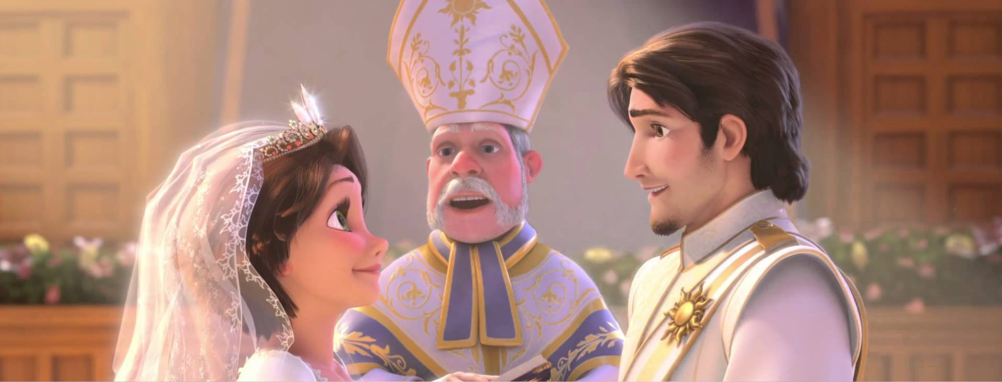 8 Most Romantic Disney Weddings