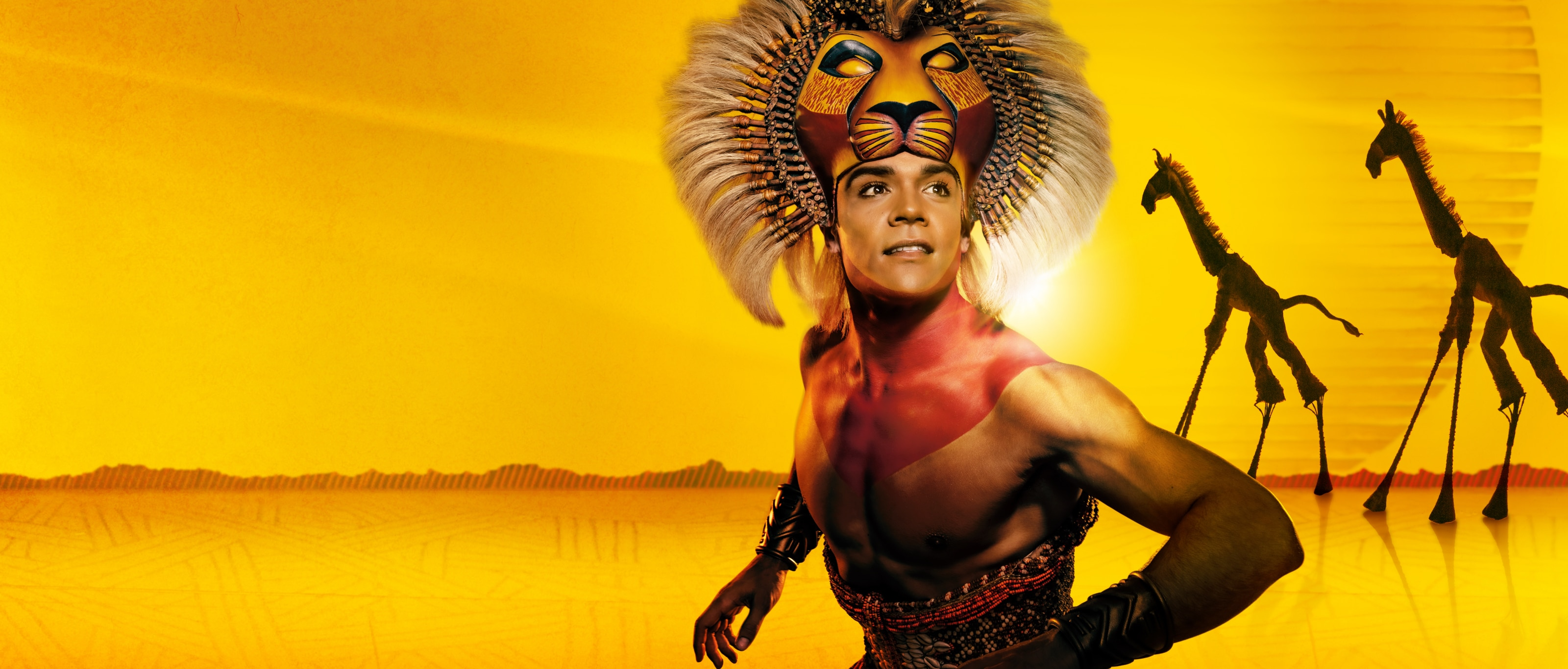 The Lion King, Lyceum Theatre, London