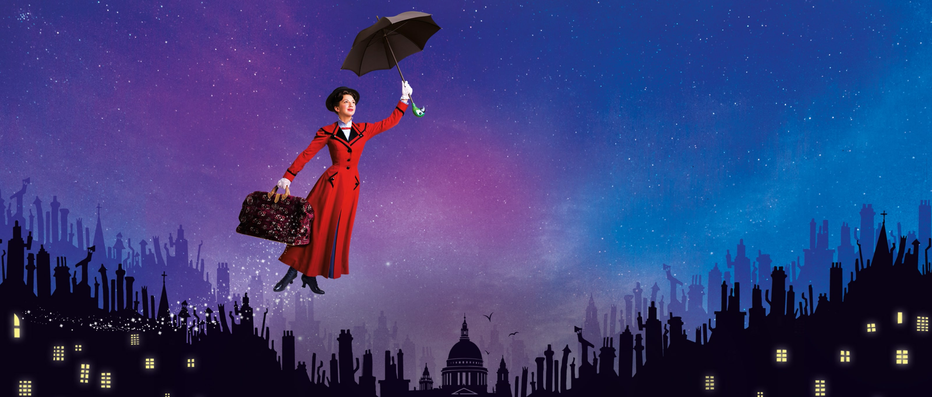 BOOK TICKETS TO MARY POPPINS THE MUSICAL
